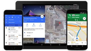 Google Maps für Android: Update bringt Material Design (APK Download)