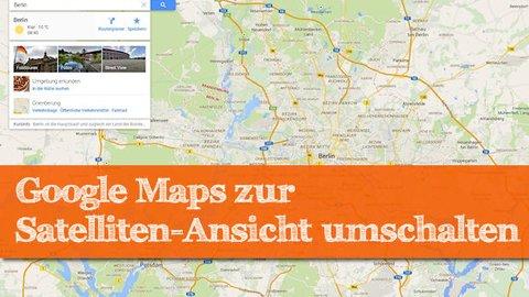 Google Maps Höhenangaben