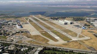 Google: Konzern pachtet Flugplatz der NASA für Raumfahrt- und Robotik-Forschung