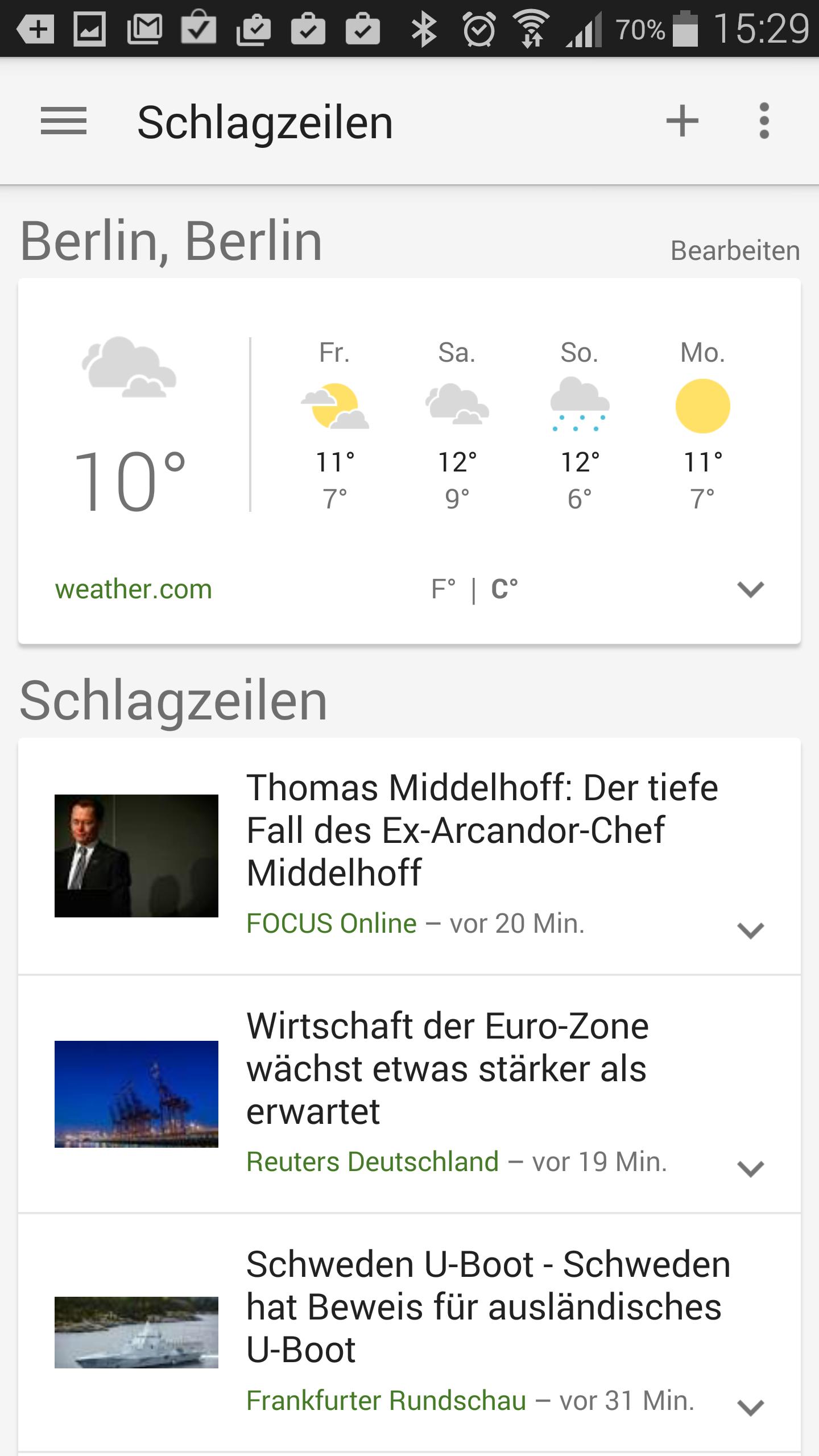 Google News Quellen Ausblenden