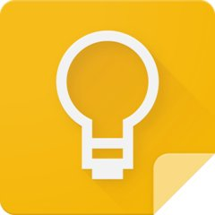 google notizen icon symbol