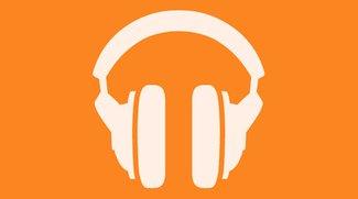 """Ein Hauch """"Winamp"""": Play Music jetzt mit Visualisierung"""