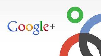Google+ löschen: Weg mit dem Account!