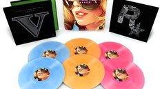 GTA 5: Limitierte Musik-Collection auf CD & Vinyl angekündigt