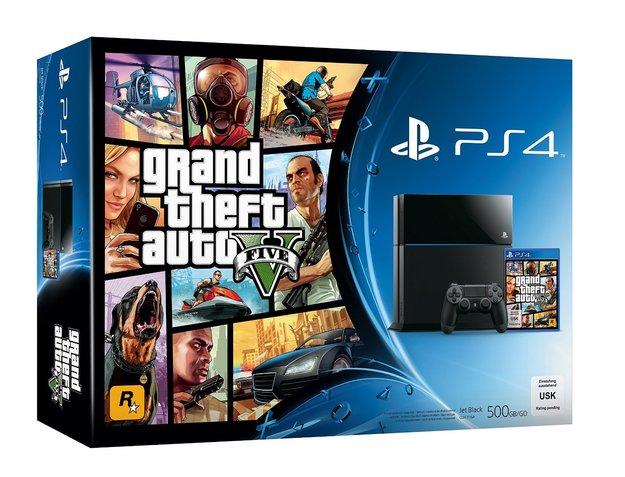 PlayStation 4 Deal: Konsole mit GTA 5 für 399 Euro - jetzt kaufen!