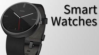 Smartwatches 2014: die besten Handy-Uhren im Überblick