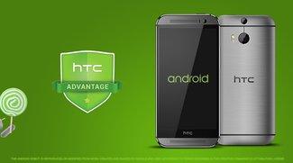 HTC One (M8): Update auf Android 5.0 Lollipop soll ab dem 3. Januar verteilt werden [Gerücht]