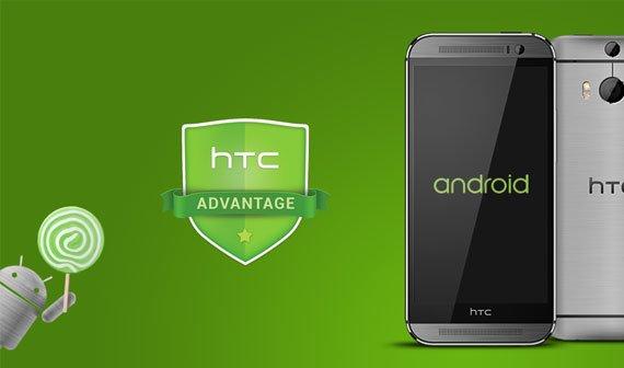HTC One M8/M7: Android Lollipop in 90 Tagen - der Countdown läuft