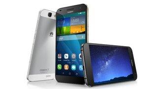 Huawei Ascend G7: Mittelklasse-Smartphone ab sofort für 299 Euro verfügbar