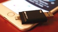 i-FlashDrive Evo im Test: Speicherstick mit USB 3.0 und Lightning-Anschluss