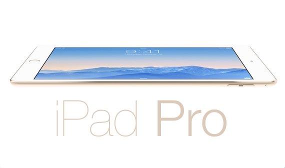 iPad Pro: A9-Prozessor, Marktstart zwischen April und Juni