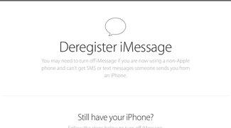 iMessage: Web-Tool erlaubt Abmelden der Handynummer