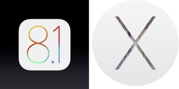 iOS und OS X: Apple vergibt Betas von iOS 8.1.1 und OS X 10.10.1 an Entwickler