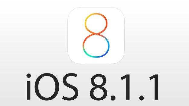 iOS 8.1.1: Performance-Verbesserungen für iPhone 4s und iPad 2 überschaubar