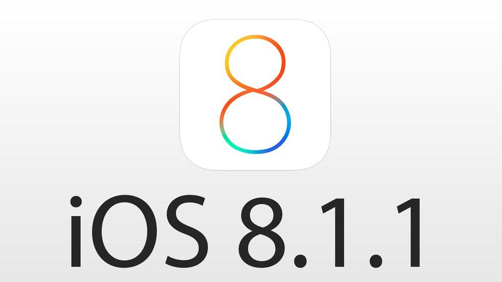 iOS 8.1.1 veröffentlicht: Neuerungen im Überblick - Download