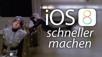 Leistung verbessern: 8 Tricks, die iOS 8 schneller machen