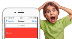 iOS 8: Mail löschen rückgängig machen (Mini-Tipp)