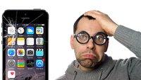 Apple-Patent soll iPhone-Sturz auf die Marmeladenseite verhindern