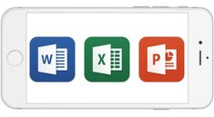Premiumfunktionen in Word, Excel und PowerPoint für iPhone & iPad (Office 365)