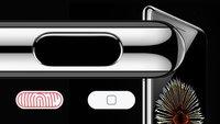 iPhone: Studie aus Edelstahl und mit raffinierter Lösung für den Home Button