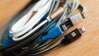 iPhone-Ladekabel im Test: Lightning von 5 Zentimetern bis 3 Meter (mit Rabattcodes)