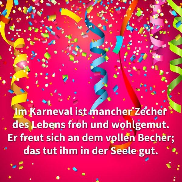 Karnevals Spruche Giga
