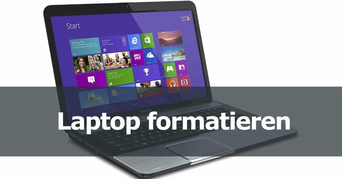 laptop formatieren ohne cd neu aufsetzen oder. Black Bedroom Furniture Sets. Home Design Ideas