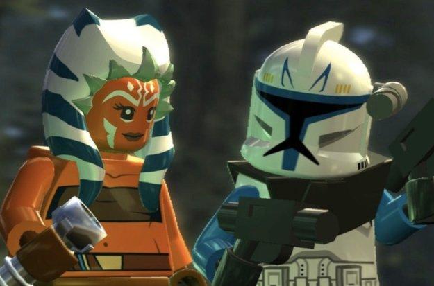 LEGO Star Wars - Skywalker Saga: Fans wünschen sich mehr Gestöhne