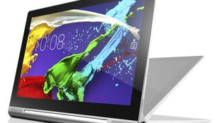 Lenovo Yoga Tablet 2 Pro: 13,3 Zoll-Tablet mit Pico-Projektor ab sofort bei Amazon erhältlich