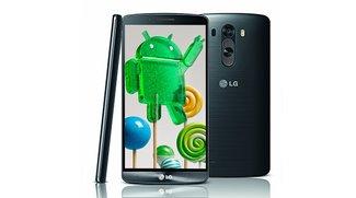 LG G3: Android 5.0 Lollipop-Update kommt nächste Woche