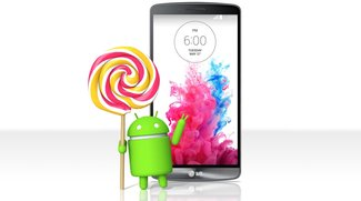 LG G3: Update auf Android 5.0 Lollipop für Deutschland kommt nächste Woche