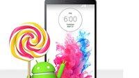 LG G3: Update auf Android 5.0 Lollipop beginnt nächste Woche; im Video zu sehen