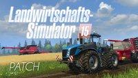 Landwirtschafts-Simulator 2015: Patch 1.1 ab sofort als Download verfügbar