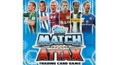 Match Attax 2014/2015: Limitierte Karten im Überblick