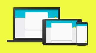 Material Design: Google erweitert Design-Empfehlungen, beseitigt Verwirrung um Hamburger-Menü