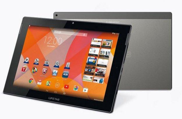 ALDI-Tablet: Medion LIFETAB S10346 mit 10,1 Zoll Full HD-Display, Intel-SoC &amp&#x3B; 32 GB Speicher für 199 Euro ab 27.11. bei ALDI Nord [Update: Ab 4.12. bei ALDI Süd]