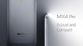 Meizu MX4 Pro: 5,5-Zoll-Flaggschiff mit WQHD-Display &amp&#x3B; Octa Core-SoC vorgestellt