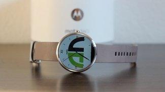 """Moto 360: Motorola-Mitarbeiter kündigt baldigen Nachfolger an, soll """"uhrenähnlicher"""" sein [Gerücht]"""