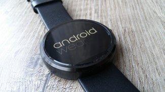 Android Wear 5.0.1: OTA-Updates für Moto 360, LG G Watch R und Co. [Download-Übersicht]