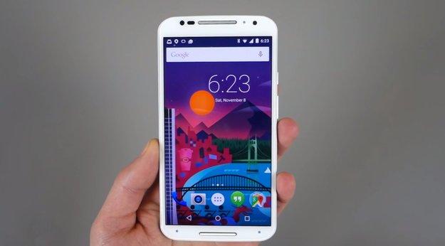 Moto X (2014): Android 5.0 Lollipop-Update in Video demonstriert, Testversion wird bereits verteilt