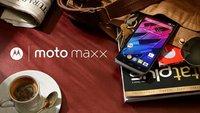 Motorola Moto Maxx erscheint nicht in Europa