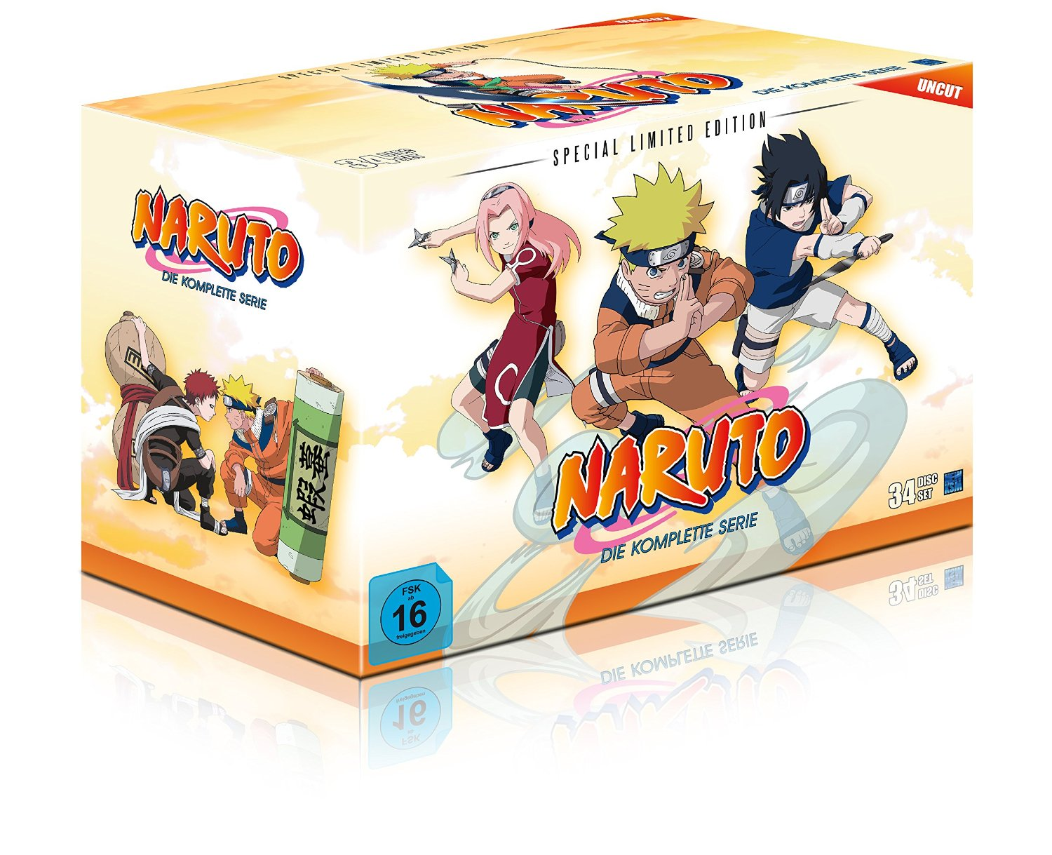 Naruto Adventskalender 2018