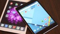 Nexus 9 vs. iPad Air: Android 5.0-Flaggschiff und Apple-Platzhirsch im Videovergleich