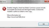 NSIS-Error bei Programm-Installation: Das kann man tun
