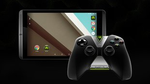 NVIDIA Shield Tablet: Android 5.0 Lollipop-Update für November angekündigt