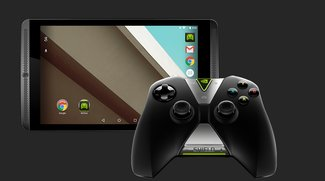 Nvidia Shield Tablet bekommt Android 5.0.1 Lollipop