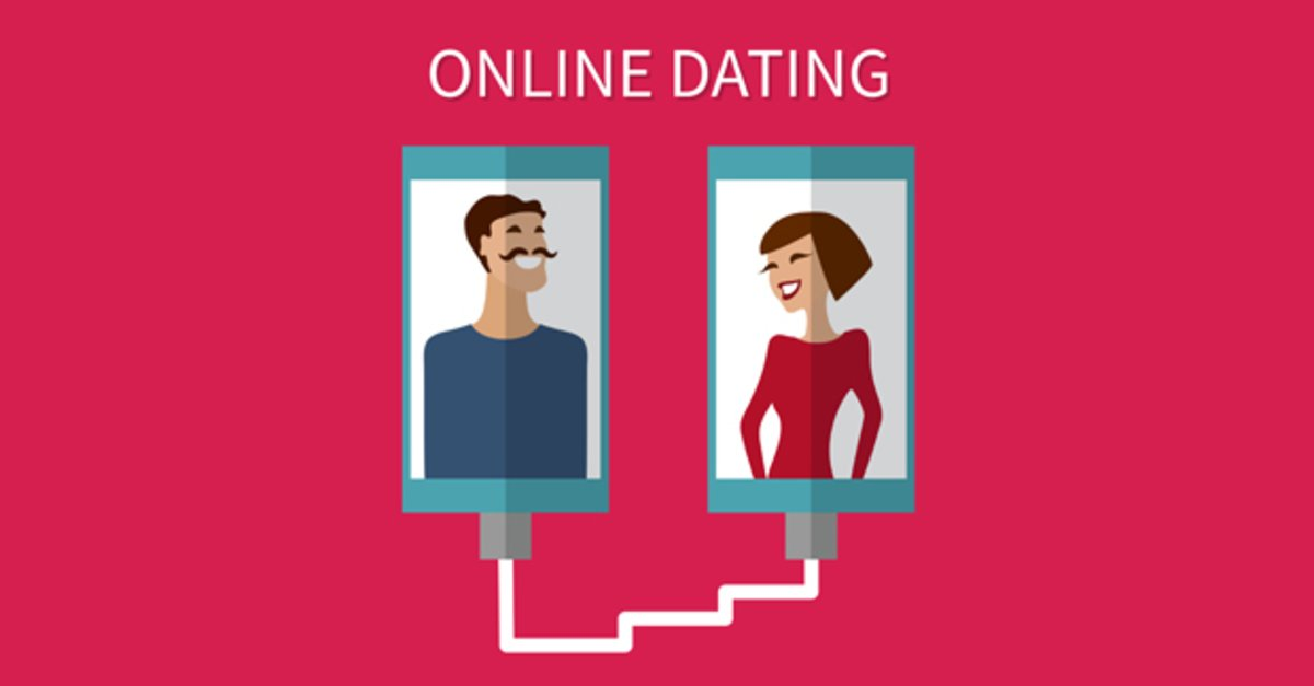 Profilbild für Online-Dating