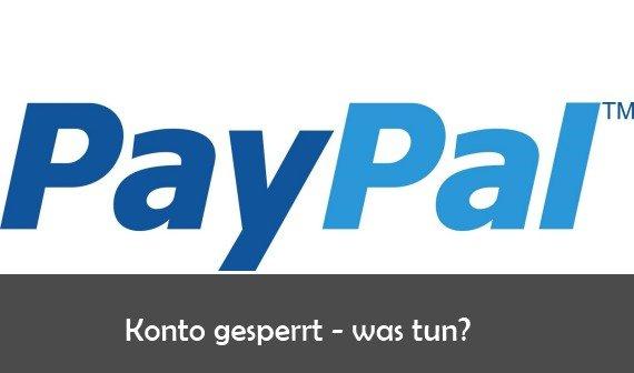 Paypal Konto Minus