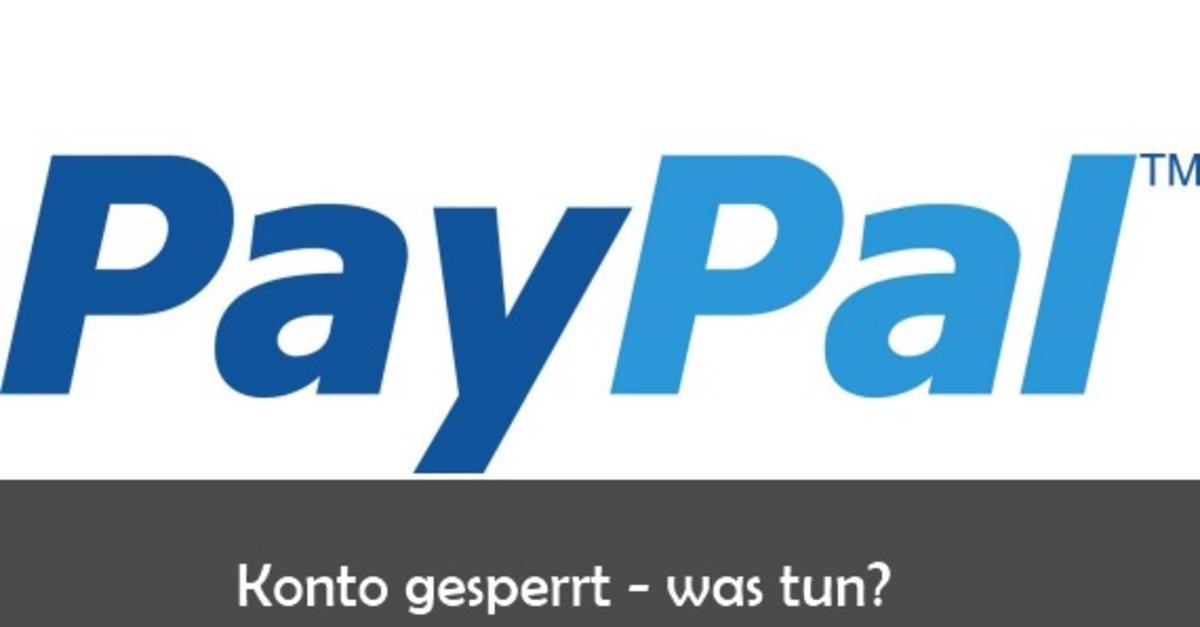 paypal konto limit