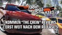 radio giga #183: Über Spiele-Embargos, Exo-Zombies und Adventure-Ikonen